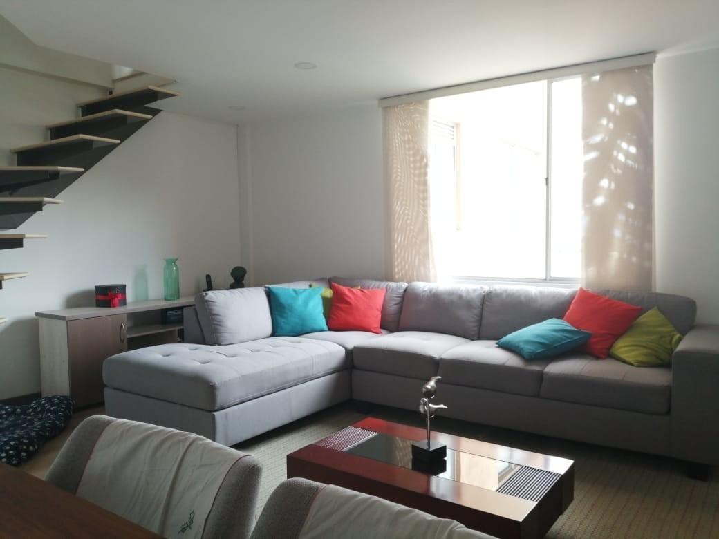 apartamento en venta la campiña 642-4421