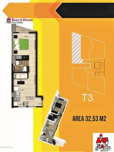 apartamento en venta la castellana rah co:19-487