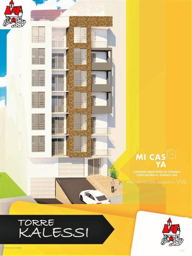 apartamento en venta la castellana rah co:19-489