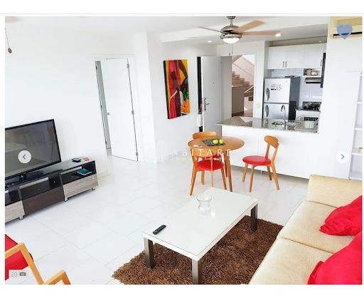 apartamento en venta los morros 665-1302