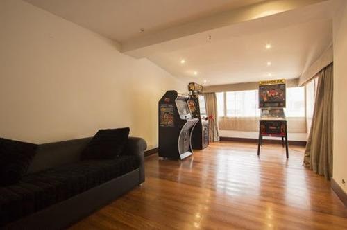apartamento en venta los rosales 90-10310