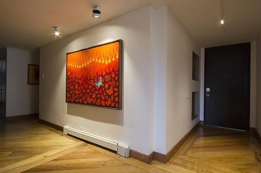 apartamento en venta los rosales 90-57716