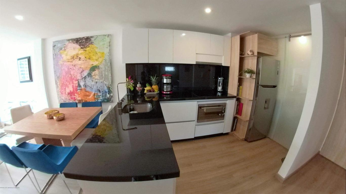 apartamento en venta los rosales rah c.o co:20-226