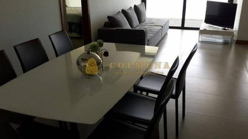 apartamento en venta - mansa - ref: 186