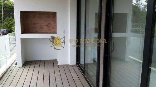 apartamento en venta - mansa - ref: 189