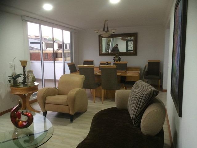 apartamento en venta nicolas de federman 118-1201
