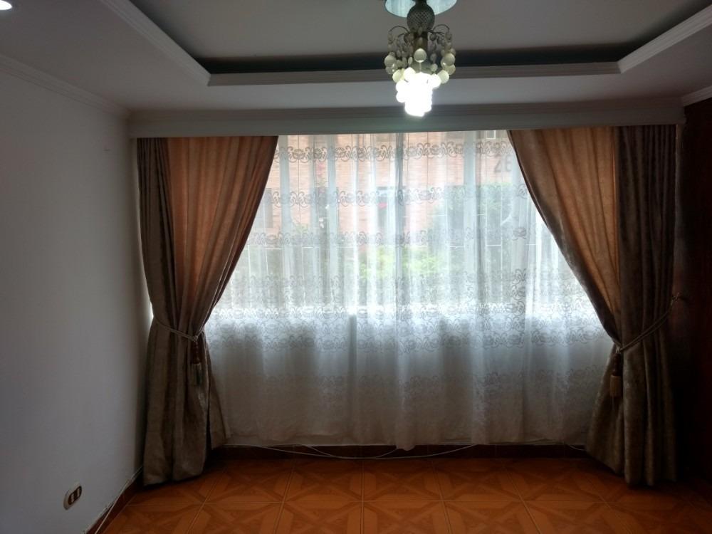 apartamento en venta o permuta suba la palma 3 habs.
