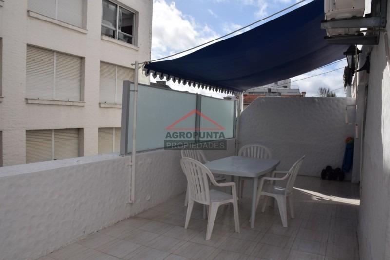 apartamento en venta peninsula con gran terraza-ref:975