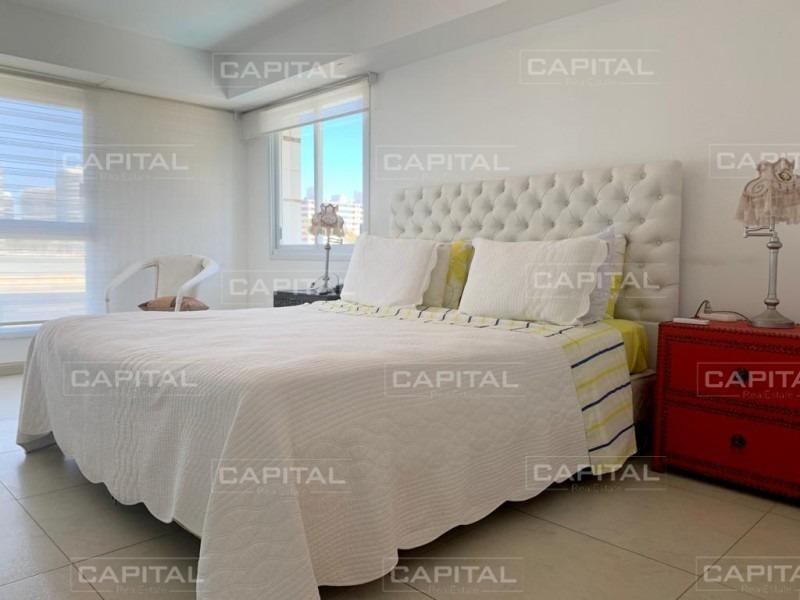 apartamento en venta playa brava - punta del este-ref:25322