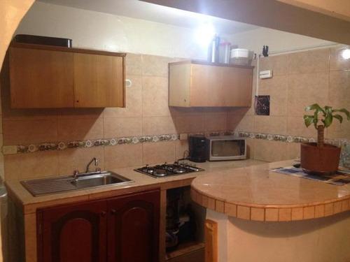 apartamento en venta residencias malaga en turmero. w. b