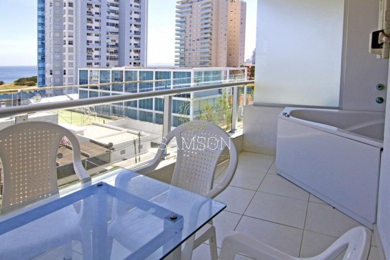 apartamento en venta season tower punta del este- ref: 4