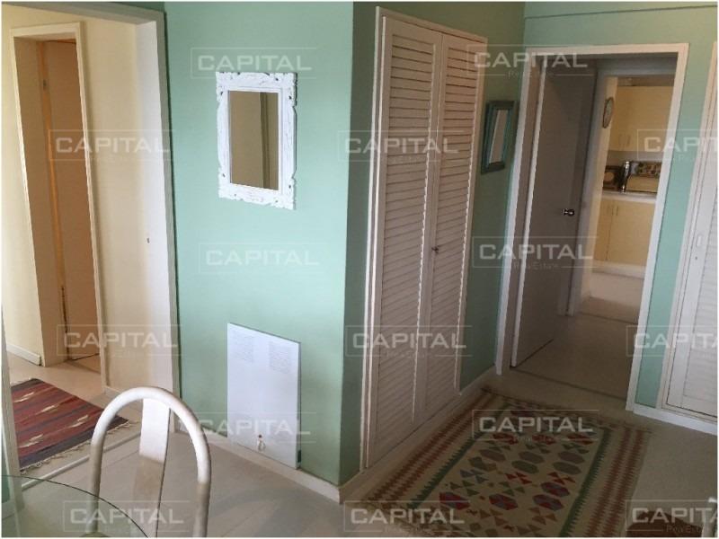 apartamento en venta tres dormitorios en península -ref:27935
