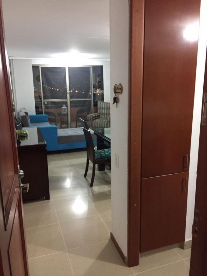 apartamento en venta valle del lili 191-217