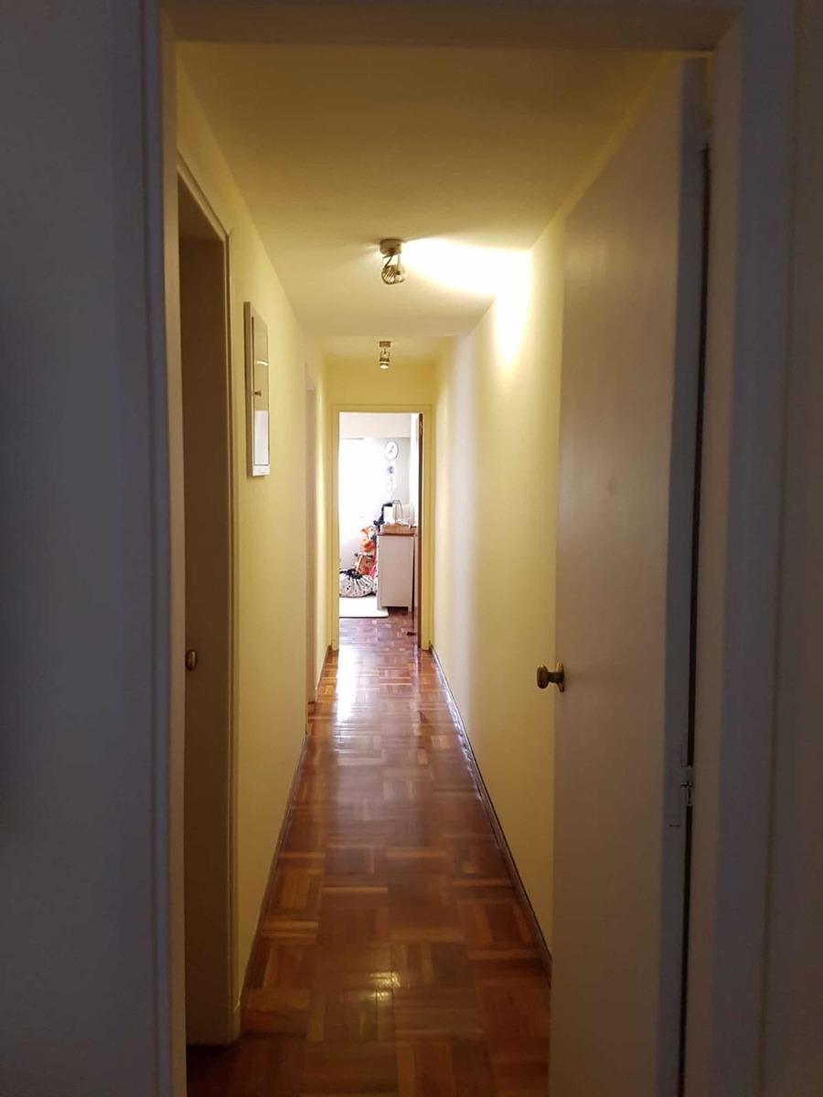 apartamento en venta villa biarritz,punta carretas 3 dorm.