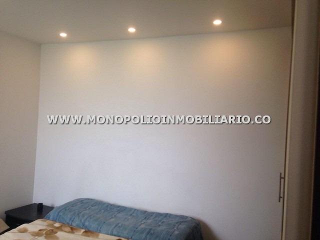 apartamento en venta - viviendas del sur itagüi cod: 10895