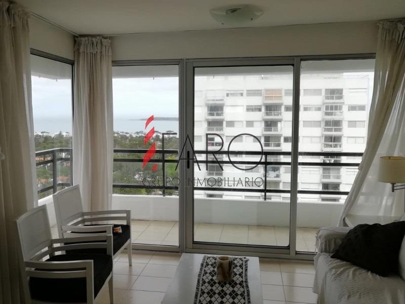 apartamento en venta y alquiler anual en roosevelt con excelente vista a playa mansa-ref:36376