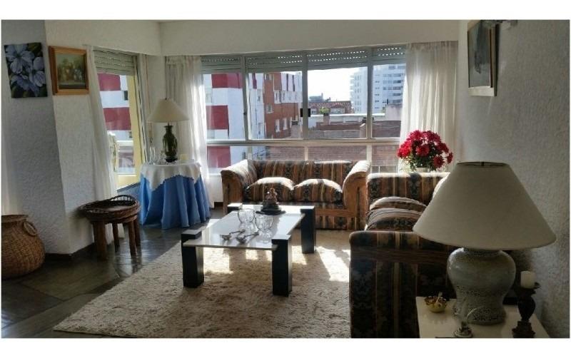apartamento en venta y alquiler, peninsula, punta del este, 2 dormitorios.- ref: 730