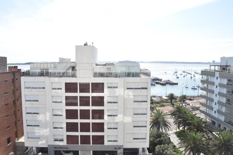 apartamento en venta y alquiler, peninsula, punta del este, 3 dormitorios.- ref: 672