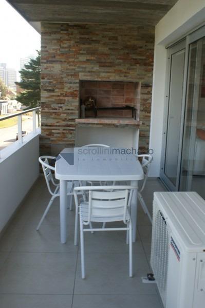 apartamento en venta y alquiler temporario brava 3 dormitorios- ref: 1100