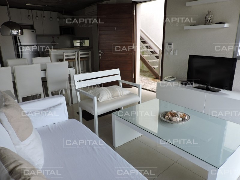 apartamento en venta y alquiler temporario en la barra, de la ruta al mar- ref: 28889