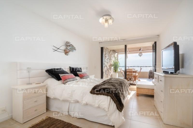 apartamento en venta y alquiler temporario en punta ballena. magníficas vistas al atardecer- ref: 28126