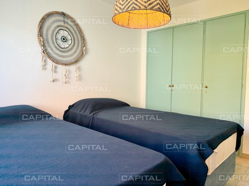 apartamento en venta y alquiler temporario playa bikini beach manantiales tres dormitorios- ref: 28367