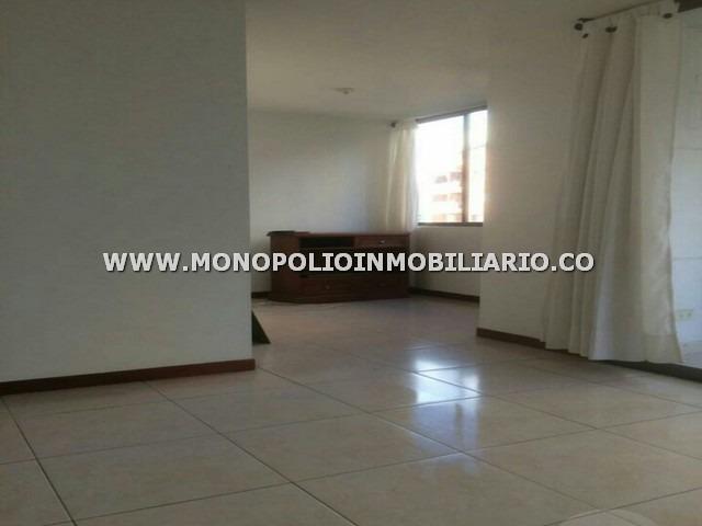 apartamento en venta zuñiga envigado cod: 12758