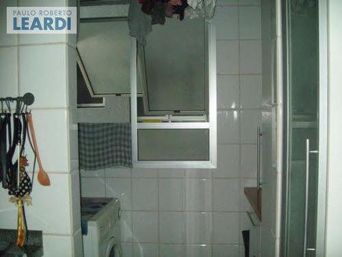 apartamento encruzilhada - santos - ref: 400814