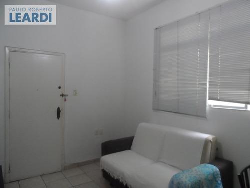 apartamento encruzilhada - santos - ref: 423507