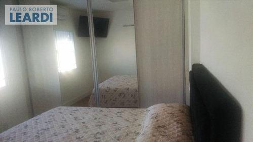 apartamento encruzilhada - santos - ref: 471721