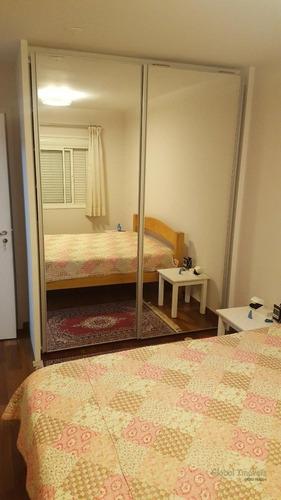 apartamento entre vila mariana e a chacara inglesa - v-1023