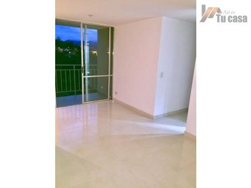 apartamento envigado, 55 mts, nivel 6  $ 143 mill