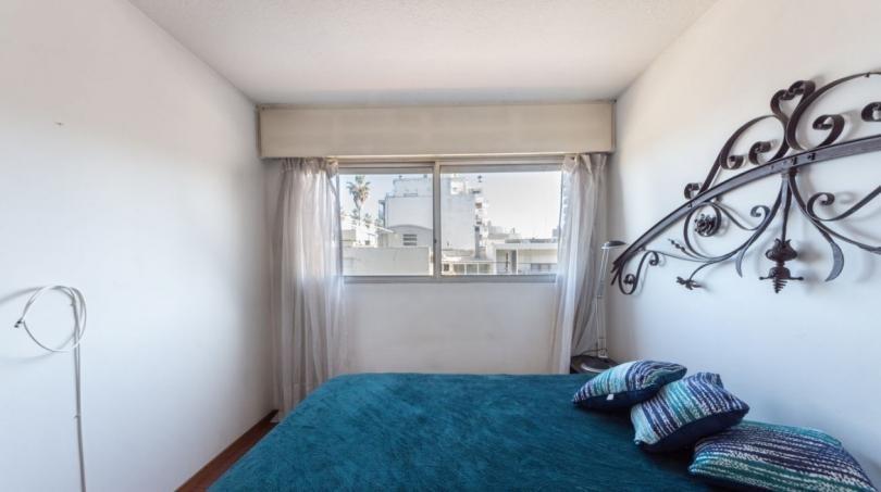 apartamento equipado a metros del mar!!!