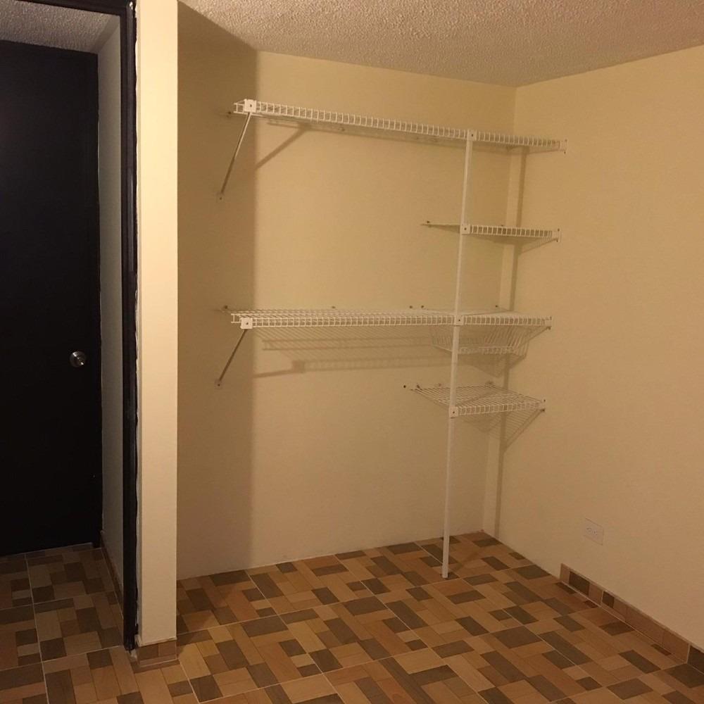 apartamento esquinero 3 habitaciones,1 baño, sala-comedor