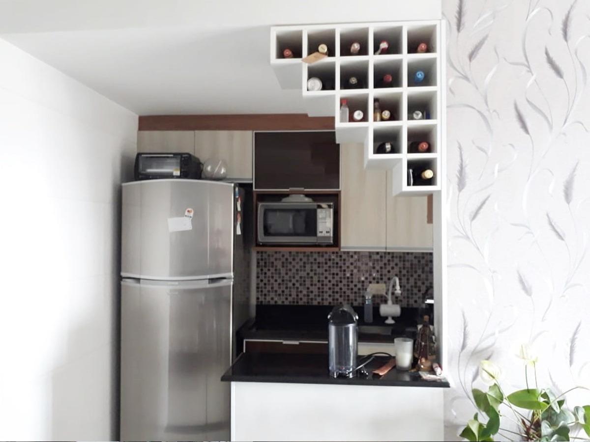 apartamento essence, 3 dormitórios, 83m², varanda gourmet