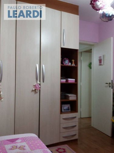 apartamento estuário - santos - ref: 422437