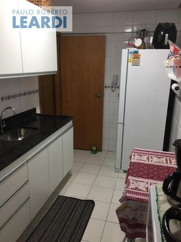 apartamento estuário - santos - ref: 552779
