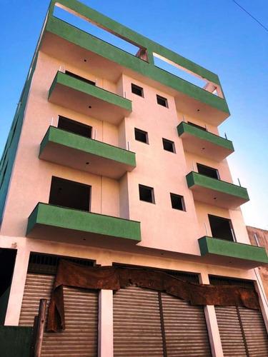 apartamento excelente com elevador, com 3 dormitórios - 5510