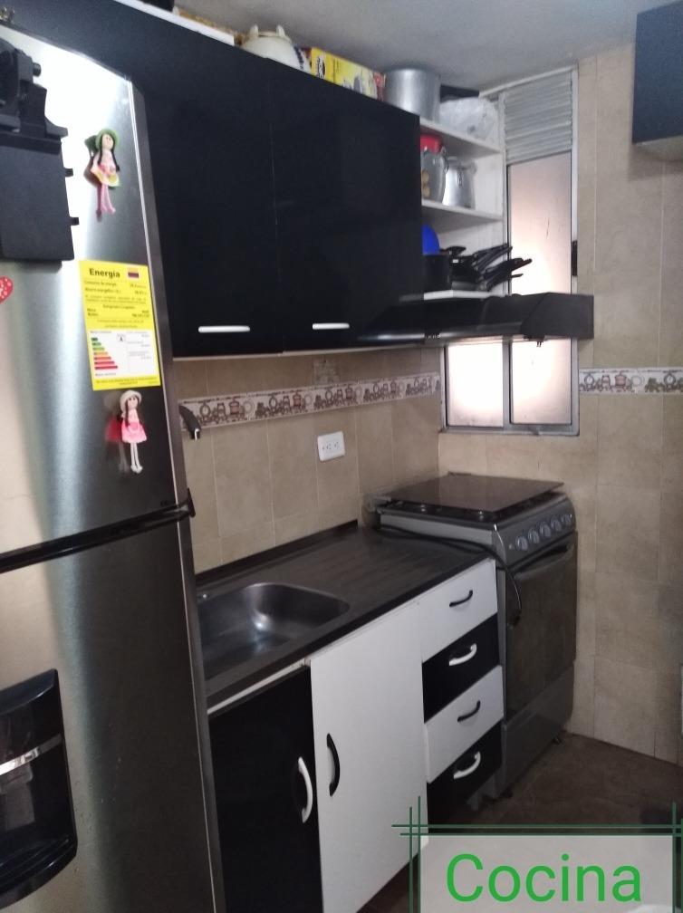 apartamento excelente ubicación detras cc mercurio