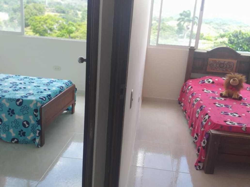 apartamento excelente vista, tranquilidad,