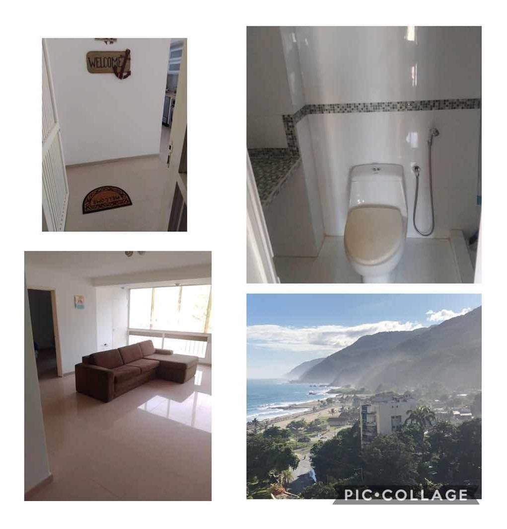 apartamento exclusivo 2 habitaciónes y 2 baños
