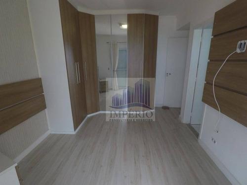 apartamento exclusivo à venda, canto do forte, praia grande. - ap0138