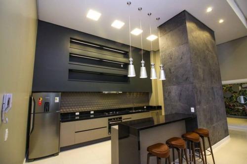 apartamento - exposicao - ref: 3392 - v-3392