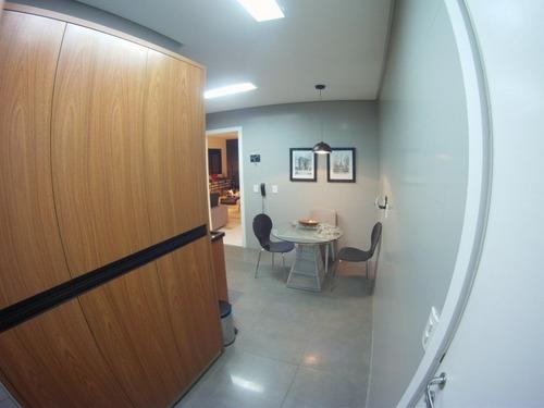 apartamento face norte 174 m² torre unica são bernardo  - 907