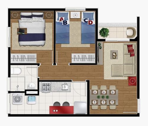 apartamento   ferrazópolis    em   são   bernardo  do  campo