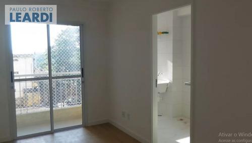 apartamento ferrazópolis - são bernardo do campo - ref: 547302