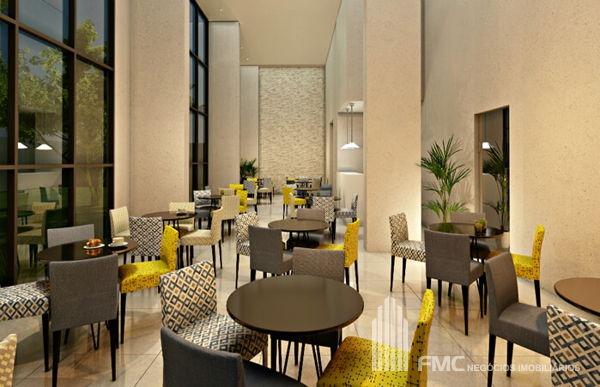 apartamento flat com 1 quarto no edf. beach class jaqueira - al560-l
