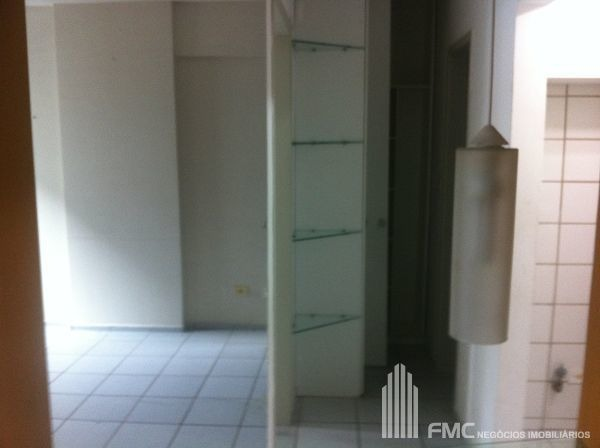 apartamento flat com 1 quarto no edf. costa do sol - vd974-v