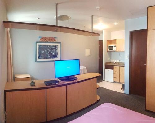 apartamento flat mobiliado com 1 dormitório para alugar, 30 m² por r$ 2.000,39/mês - alameda campinas, 540 - jardim paulista - são paulo/sp - ap18624 - ap18624