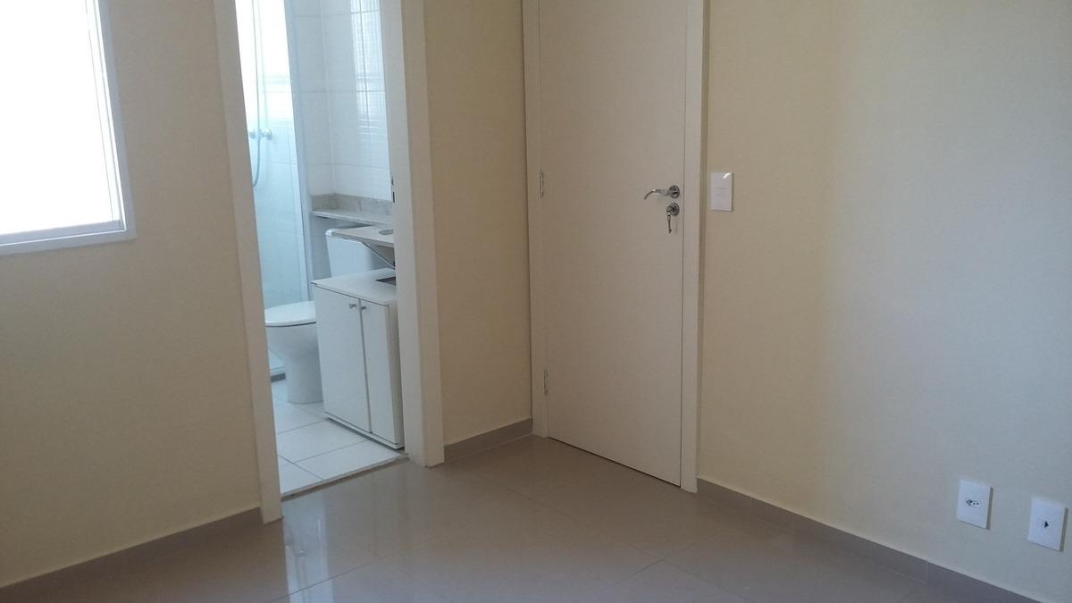 apartamento flex mogi 70m2 - 2 dorm (reversível p/ 3)